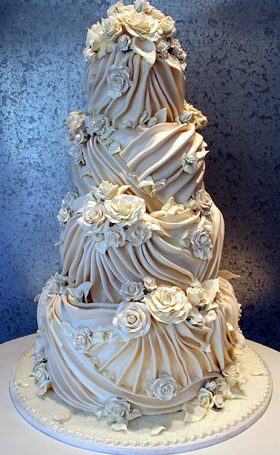 Average Wedding Cake Cost For 50
