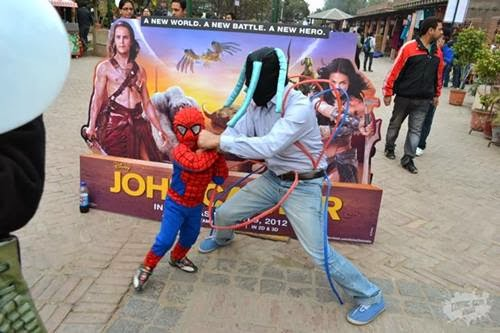 VERY FUNNY COSPLAYS IN INDIAN COMIC CON | FUNNY INDIAN ...