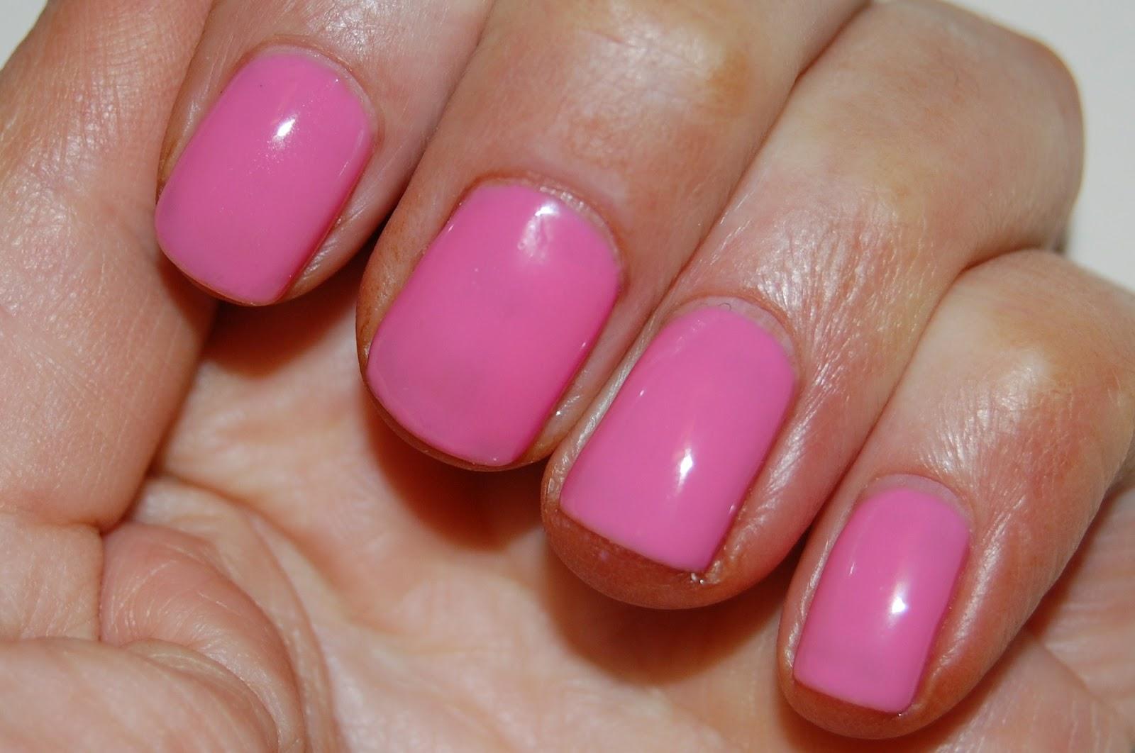 Lipstick Fridays - Beauty Blog: Friday Night Nails Shellac Gotcha