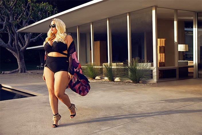 Gabifresh swim