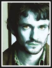 Will Graham on Hannibal- Hugh Dancy