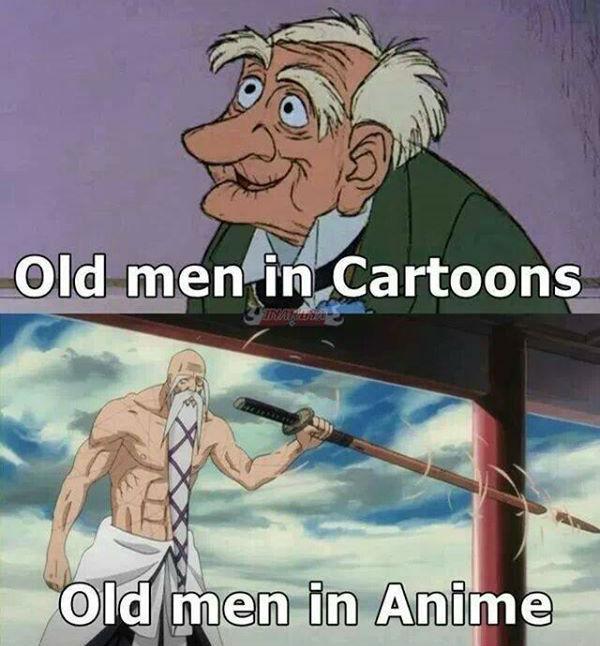Kreskówki vs Anime
