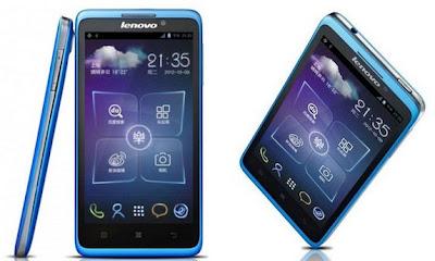 Spesifikasi Lenovo S890