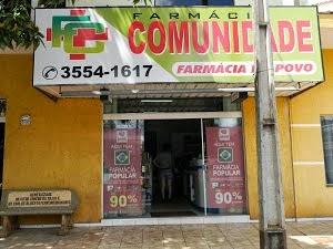 FARMÁCIA COMUNIDADE