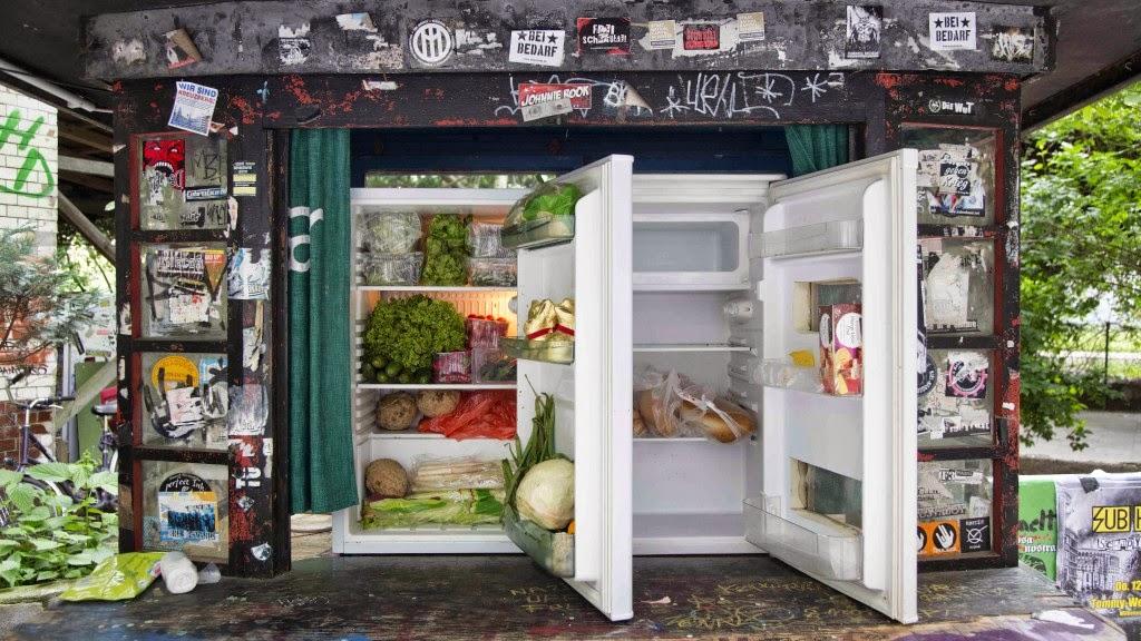 frigo condiviso Berlino