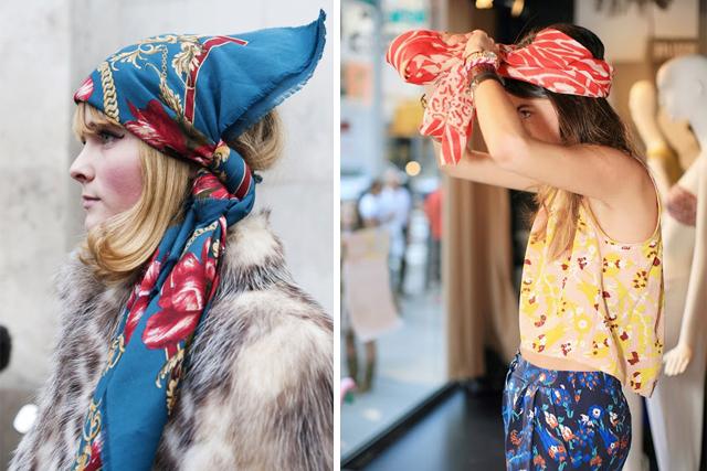 Style foulard