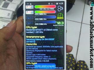 Spek Samsung S6 Exynos Replika