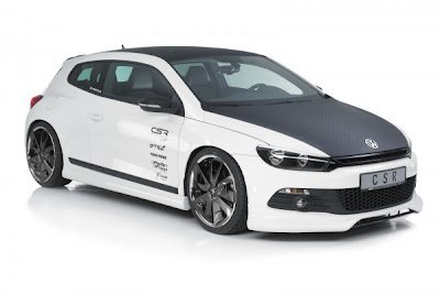 2011-Volkswagen-Scirocco-Coupe-Front-Side-View-Modification