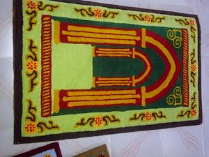 Sajadah Imam 120 x 80 cm ( bisa custom )