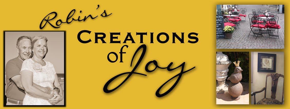Robin's Creations of Joy