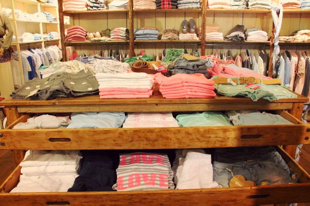 Tienda ropa,Brownie, España, Juvenil, Frescura, Comodidad, Sencillez, Tendencia