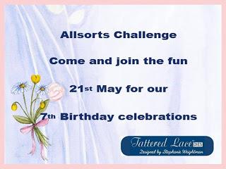 Allsorts 7th Birthday