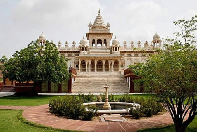 view of Jaswant Thada