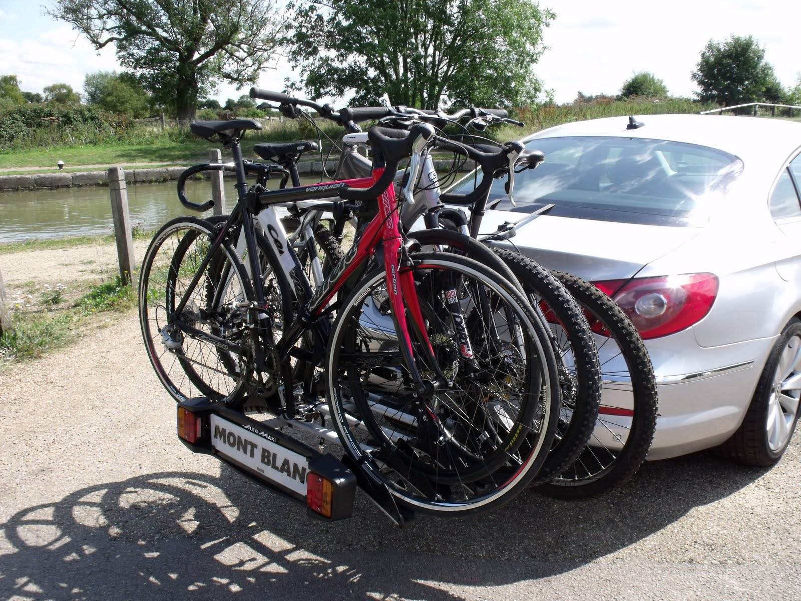 Mont Blanc Group Allroad 4 Four Bike Cycle Carrier Review