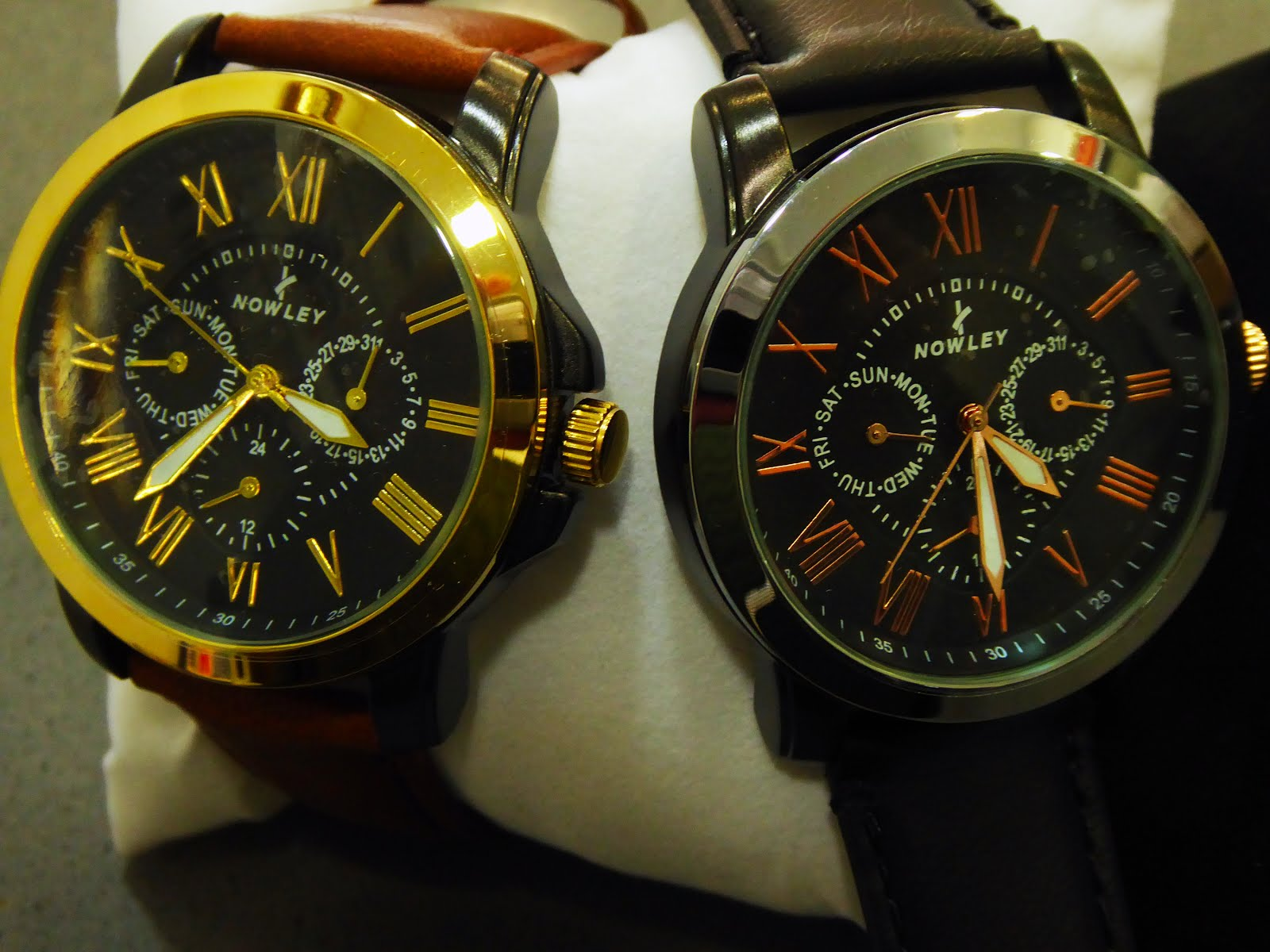 Relojes Nowley Caballero