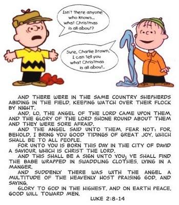 Linus Van Pelt Quotes Christmas