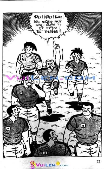 Jindodinho - Đường Dẫn Đến Khung Thành III Tập 33 page 75 Congtruyen24h