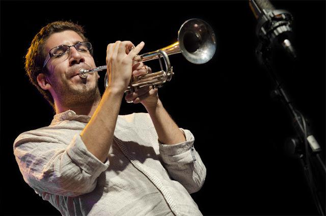 Daniel Cano - Festival de Jazz de Getxo - Plaza Biotz Alai (Getxo) - 1/7/2011