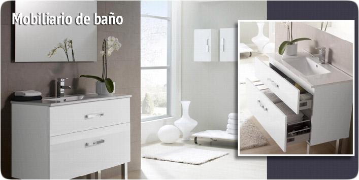 Mobiliario de ba o m p instalaciones platos de ducha for Mobiliario para banos