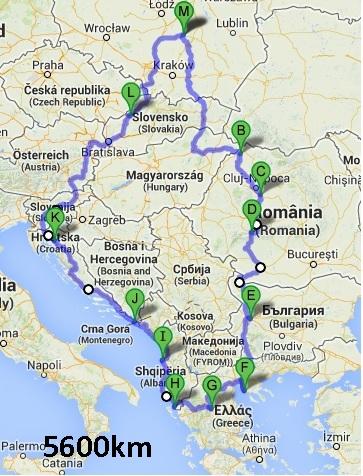 Chorwacja tanie internet zwiedzanie zagraniczne
