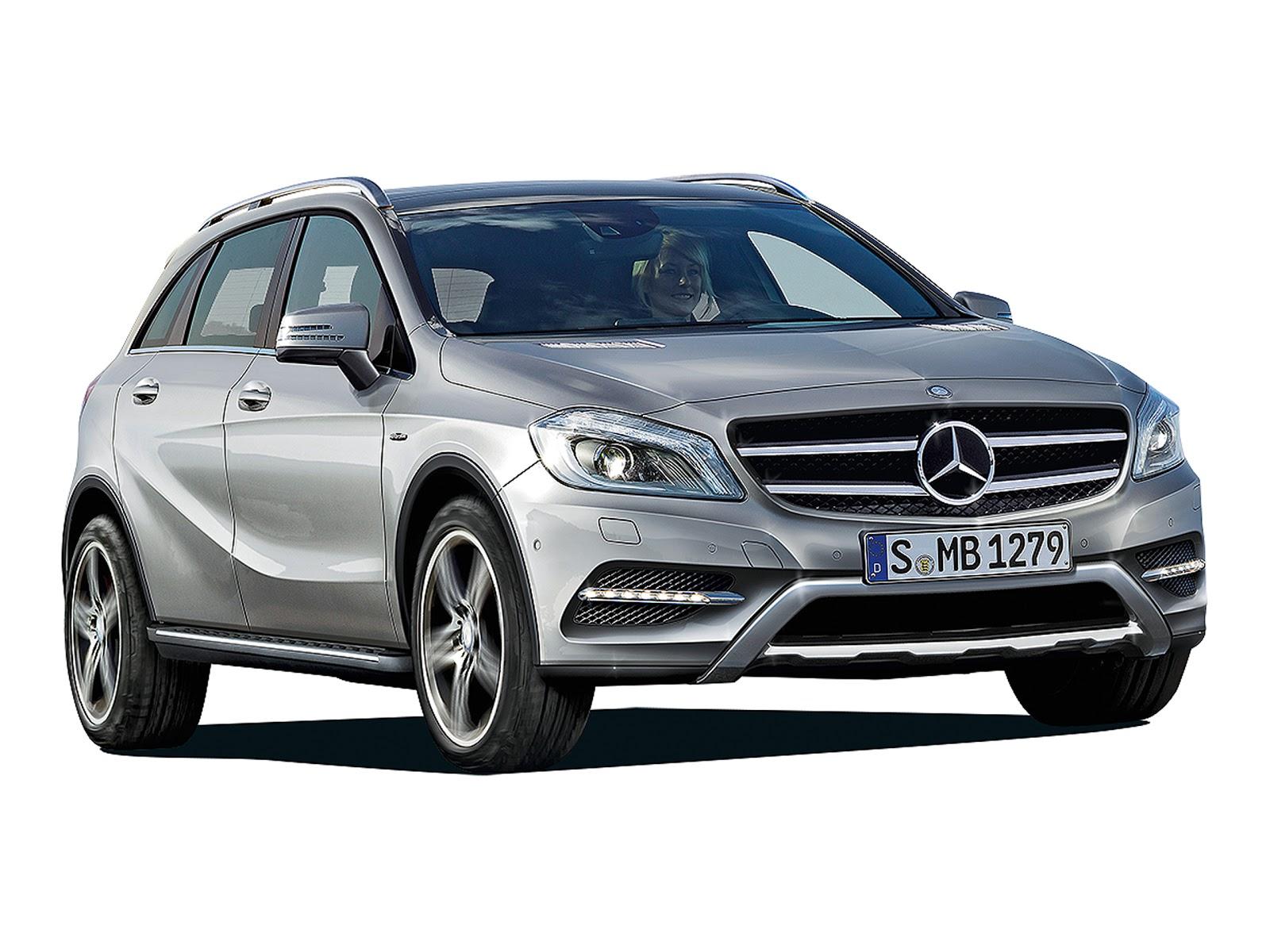 Mercedes Benz Of Lynnwood Blog Gla Details Released