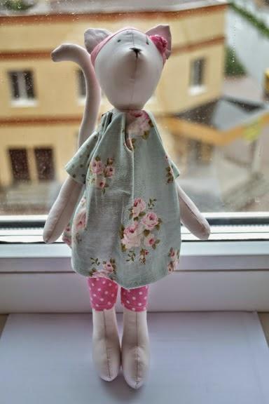 Заяц, игрушка заяц, подарок, игрушки в Украине, тильда, тильда заяц, Герасименко Руслана, шьем игрушки, игрушки на заказ