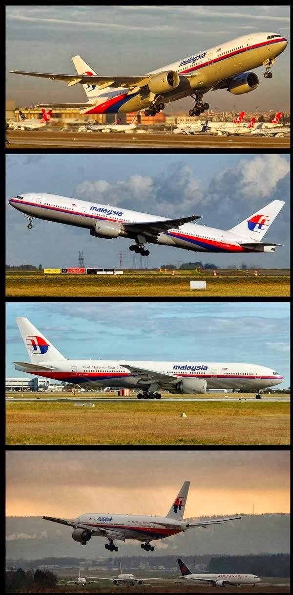 Jom kenali pesawat Boeing 777 2H6 ER MH 370 yang hilang [7 gambar]