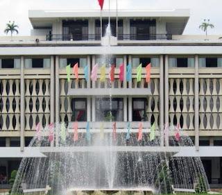 Palast der Wiedervereinigung Vietnams