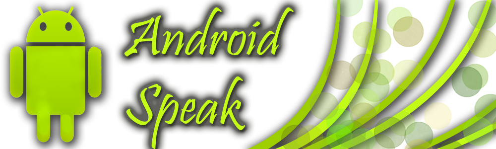 Android speak