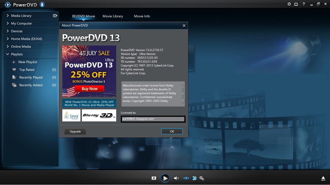 Powerdvd 13 Download