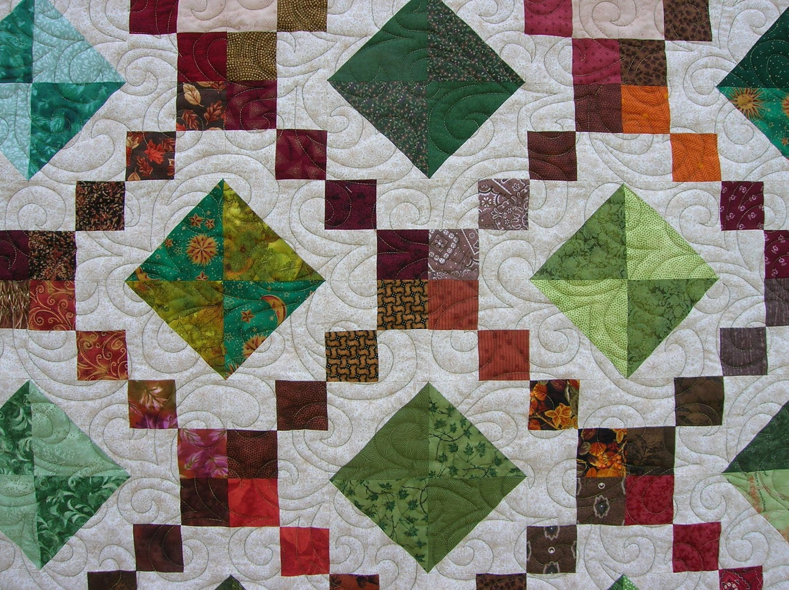 Kes Quilts Design Wall Monday