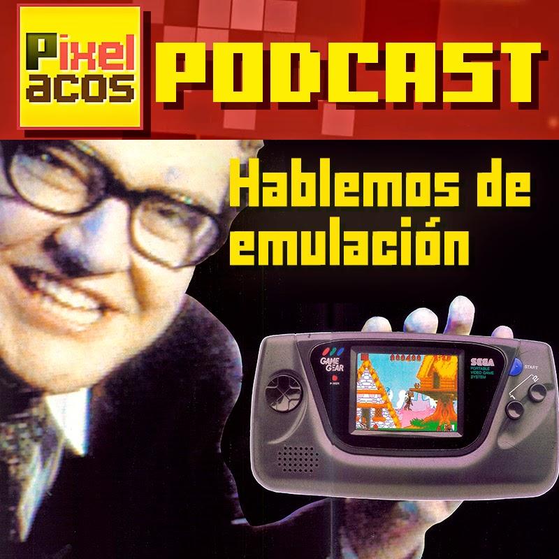 Pixelacos podcast sobre Retroinvaders y un poco de emulación