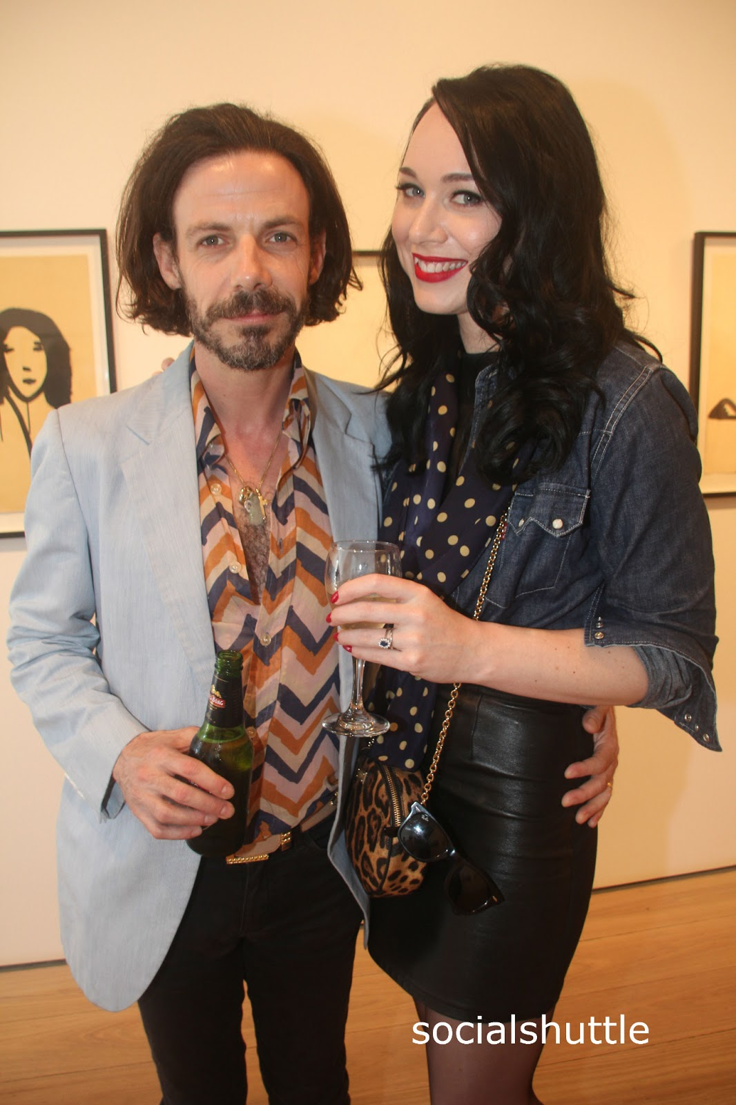 Noah Taylor with beautiful, Wife Dionne Harris