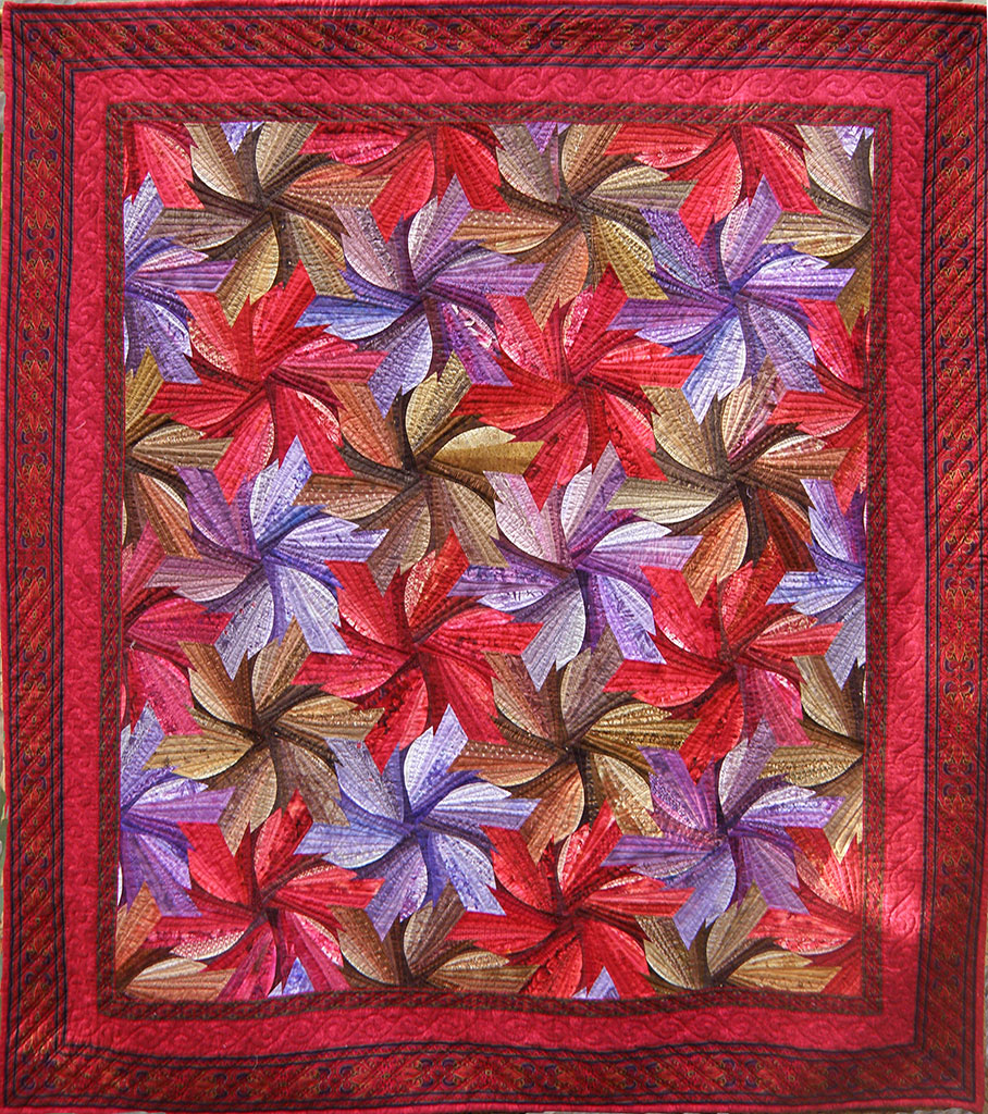 Quilt Inspiration Quilt Artist Val Moore From Sydney