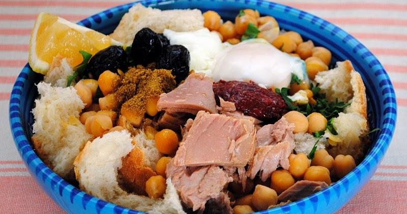 Recette lablebi de la cuisine tunisienne qu 39 est ce que - Qu est ce que la cuisine moleculaire ...