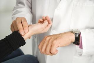 Vital Signs - Pulse Physical Examination