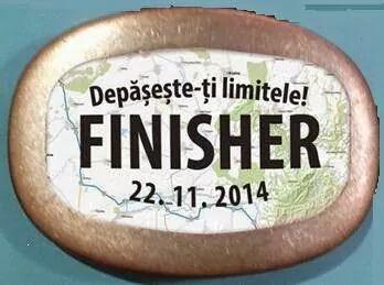 Ciprian Ştefănescu, despre aniversarea unui an de naTura Altfel şi alergarea celor 100 km pe traseul Reşiţa - Timişoara. Finisher