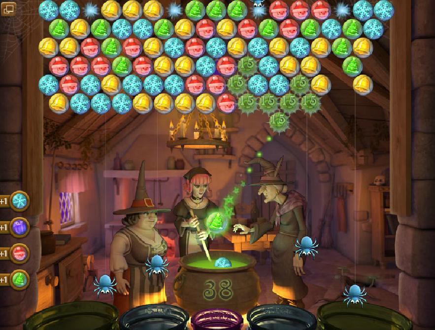 bubbles saga free games