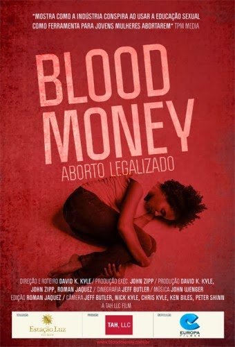Blood Money - Aborto Legalizado - Cartaz