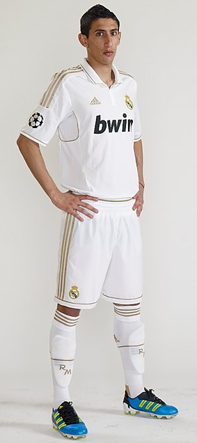 Real Madrid kit 2012