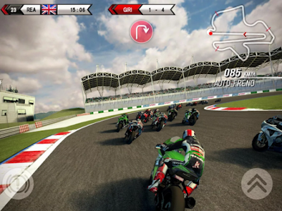 Download SBK 15 Official Mobile Game v1.2.0 Mod