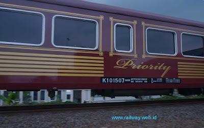 Kereta Api Bangunkarta Spesial