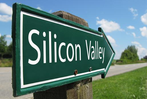 dimana letak silicon valley