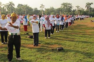 1100 Relawan Dukung Gerakan Nasional Anti Kekerasan Seksual Anak