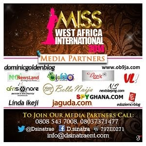 Miss West Africa International 2014