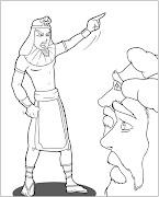 Dibujos de Moises para Colorear . Dibujos infantiles, imagenes cristianas (moises )