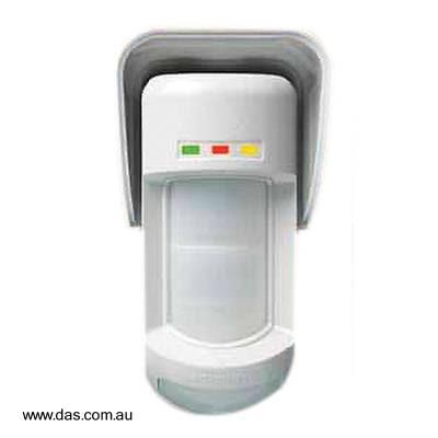 Detector de presencia para alarma de hogar