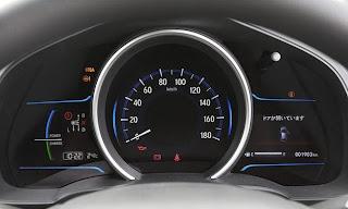 Hybrid 2014 Honda Jazz
