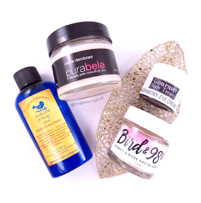 babeboxx november 2015 - the beauty puff