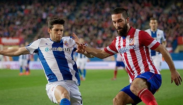 Atletico Madrid vs Espanyol en vivo